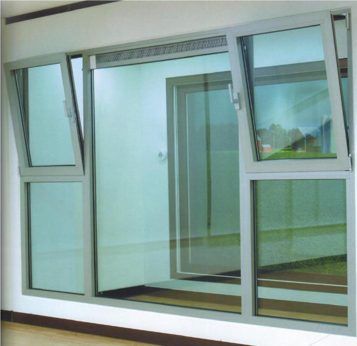 Germany 65 Series Energy Saving Sliding Sash Window